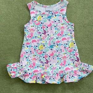 Baby Dress with mermaids